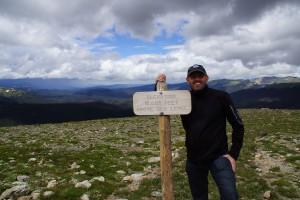 3.659 meter over havets overflade
