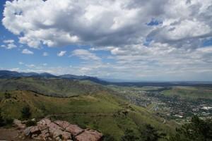 Begyndelsen af Rocky Mountain