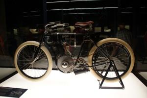 Den første Harley-Davidson