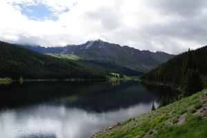 Der er smukt her i Rocky Mountain