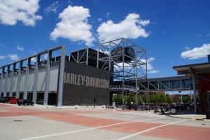 Harley-Davidson museet i Milwaukee