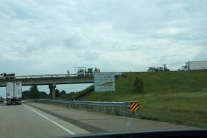 Mit korte visit i staten Iowa