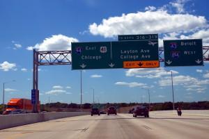 Så står der Chicago på vejskiltene igen