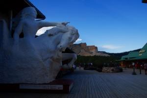 Sådan skal Crazy Horse Memorial komme til at se ud