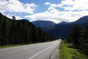 Turen op til Rocky Mountain National Park