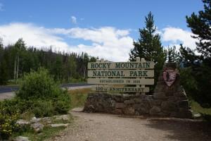 Velkommen til Rocky Mountain National Park
