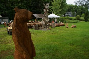 En af træskærens  bjørne