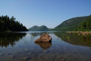 Jordan Pond i Acadia N.P.
