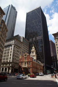 Old State House i Boston