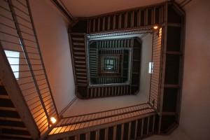 Trappen til toppen