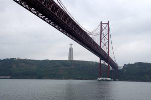 25. april broen ved Lissabon
