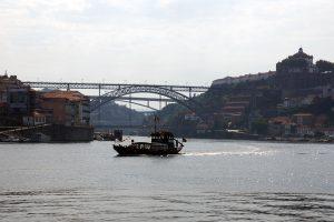 Floden Douro i Porto
