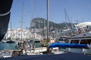 Ocean Village harbour