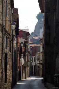 Portos smalle gader