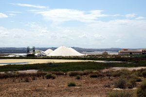 Salt søer ved Torrevieja
