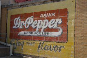 Dr.Pepper museum i Waco