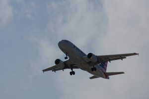 Flyene komme ind på stribe
