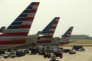 Flyver med American Airlines