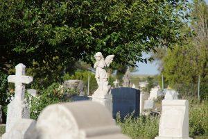 Marfa kirkegård