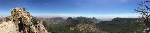 Udsigten på Emory Peak