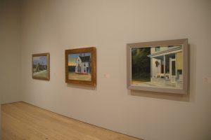 3 x Edward Hopper