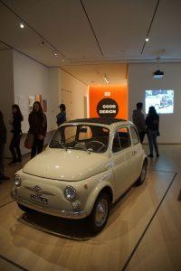 Fiat er kommet på museum
