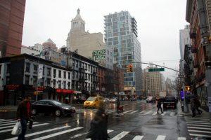 Sidste billede af New York